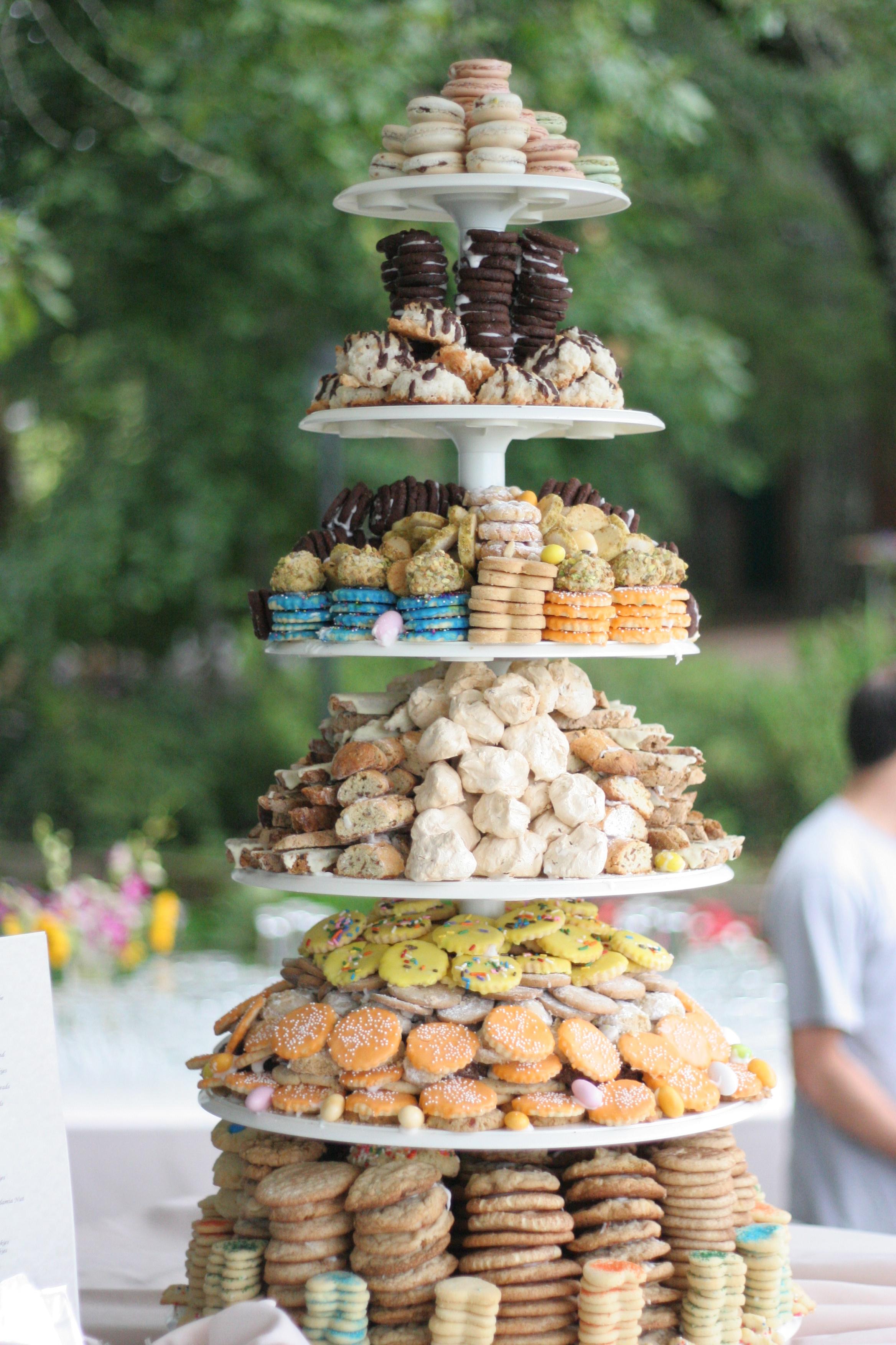 Baklava Wedding Cake