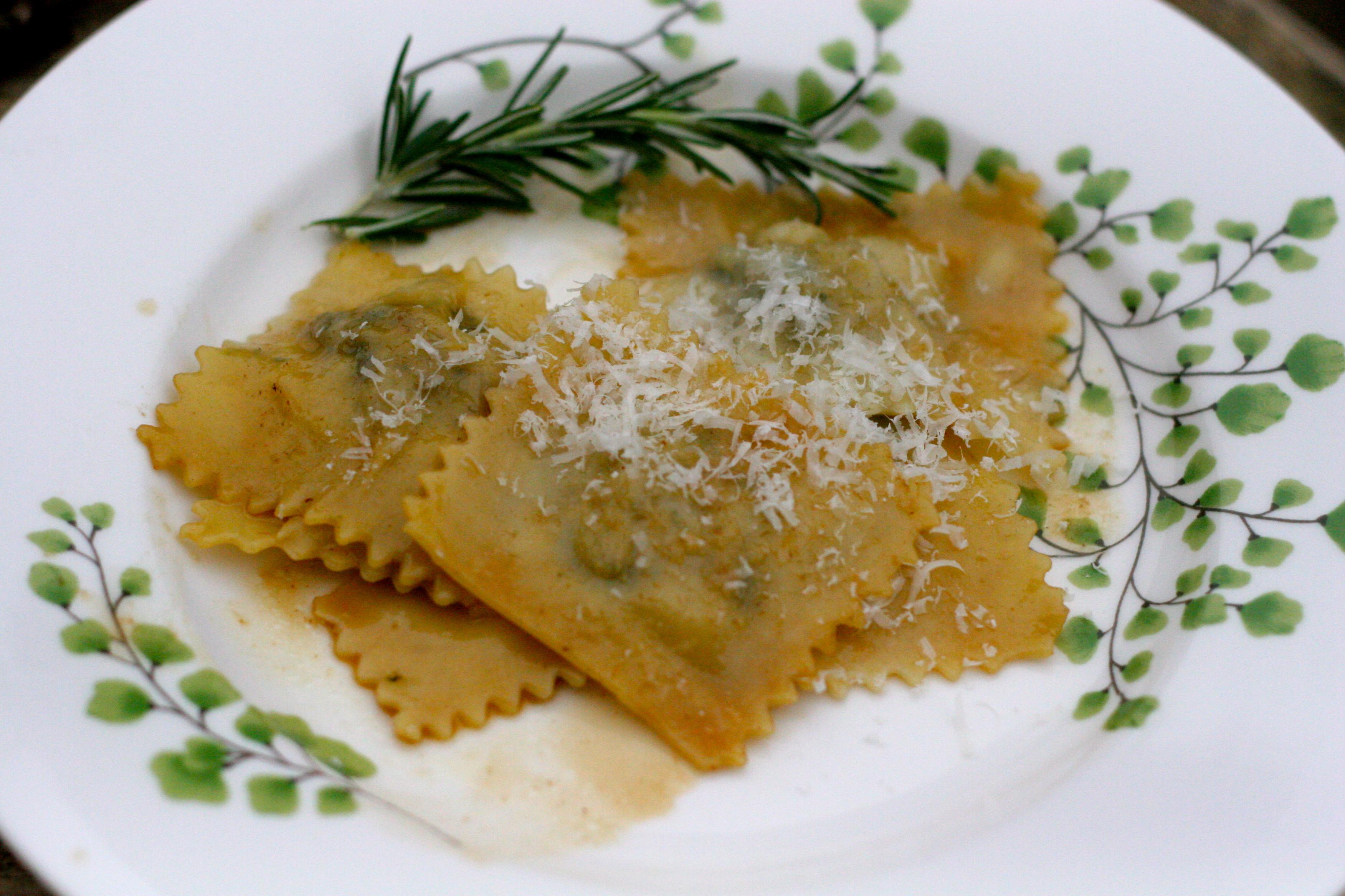 Agnolotti pasta recipes